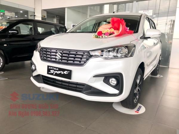 Cần bán xe suzuki Ertiga Sport 7 chỗ Nhập khẩu Đời 2021 Xe sẵn giao ngay
