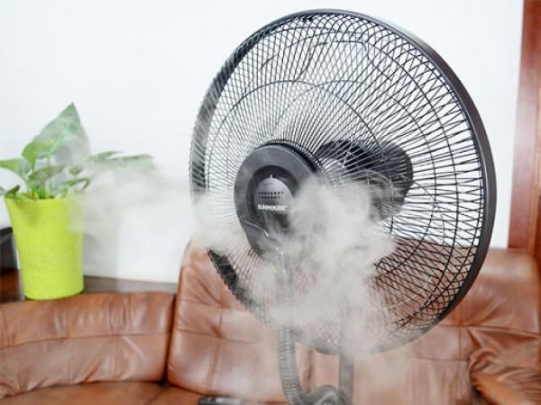 Cần cẩn trọng với thiết bị điện vào mùa hè nóng nực