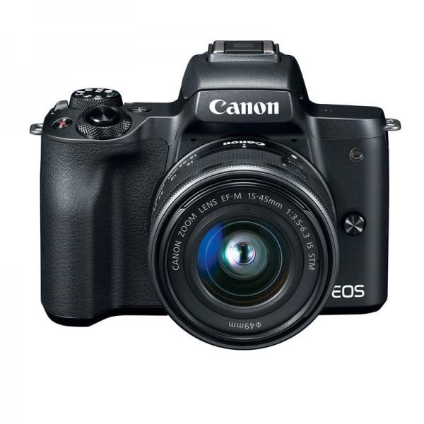 Canon EOS M50 cùng cấu hình của nó 2021