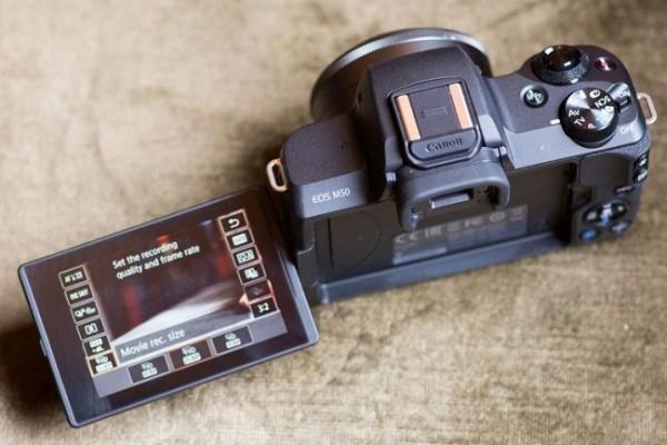 Canon M50 kẻ thay thế hoàn hảo cho M5 như thế nào