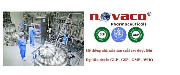 Cao dược liệu novaco điều chế từ thảo dược giảm giá mạnh
