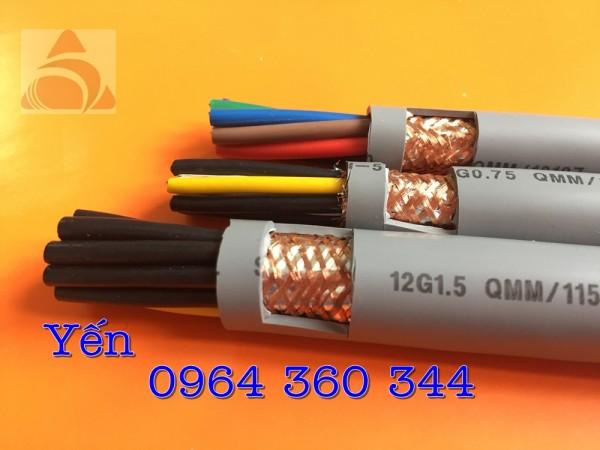 Cáp điều khiển 12 lõi 12x0.5mm Altek Kabel chính hãng giá tốt