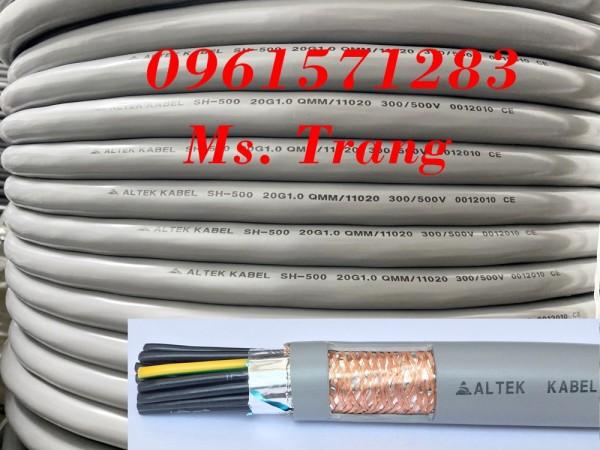 Cáp điều khiển Altek Kabel, cáp điện nhập khẩu hàng sẵn kho