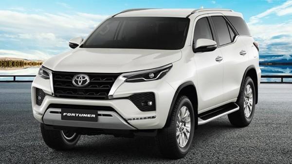 Cập nhật giá phiên bản các dòng xe Toyota mới nhất