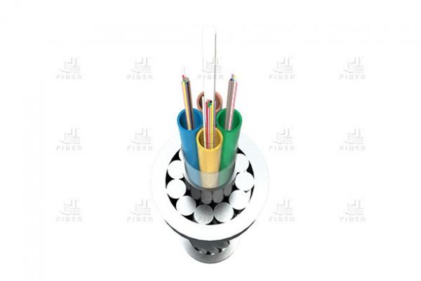 Cáp quang OPGW ống lỏng PBT (70/24,57/48...)