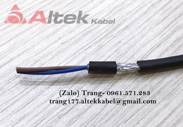 Cáp tín hiệu có màn bọc chống nhiễu 2Cx0.22