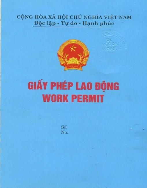 Câu hỏi GPLĐ cho khách quốc tịch nước ngoài là lao động kỹ thuật