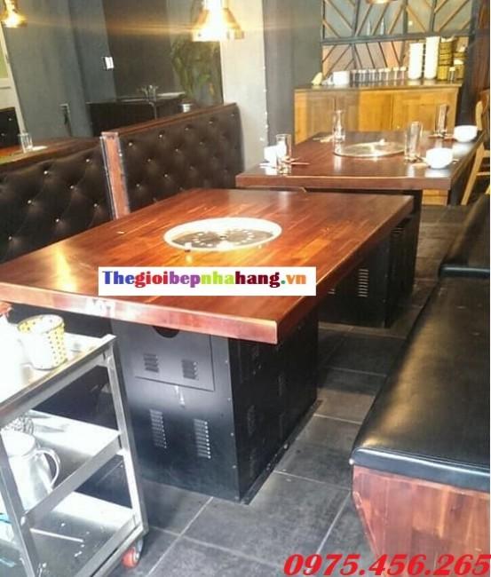 Chân bàn bếp nướng giá rẻ tại Đà Nẵng