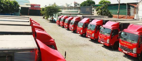 Chành xe ghép hàng Hà Nội Quảng Ninh giá rẻ, nhanh chóng
