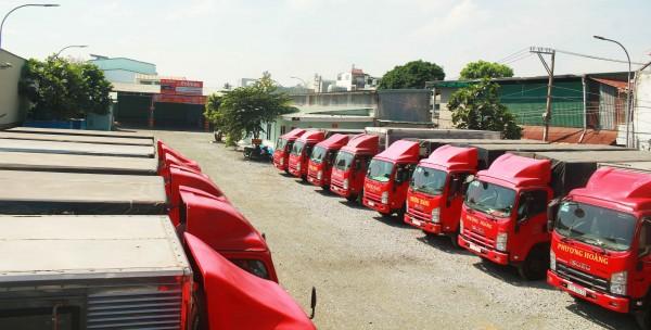 Chành xe ghép hàng từ Bình Dương đi Phú Thọ vận chuyển trong ngày