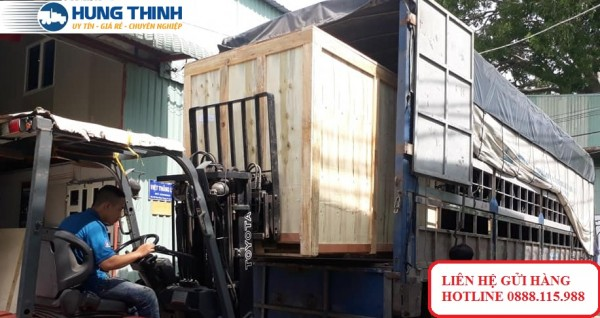 Chành xe ghép hàng từ Sài Gòn đi Quảng Bình