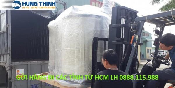 Chành xe gửi hàng từ Sài Gòn đi Thái Bình giá rẻ - Hưng Thịnh