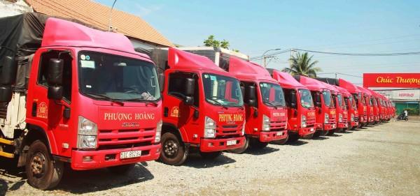 Chành xe vận chuyển hàng Sài Gòn đi Hà Tĩnh giá rẻ