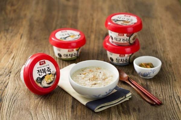 Cháo ăn liền Dongwon - Cháo dinh dưỡng cho bé