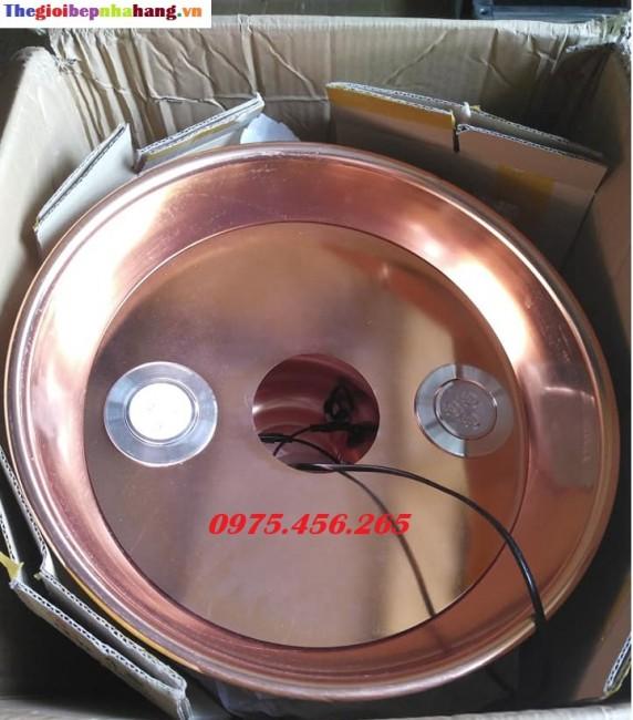 Chao đèn chụp hút khói bếp nướng tại Thanh Hóa