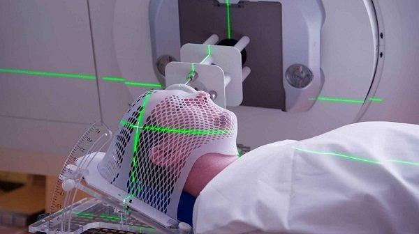 Chất phóng xạ đó, lúc đầu chỉ dùng để chữa trị ung thư