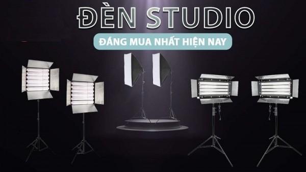 Check list combo đèn Studio 2021 đáng mua nhất