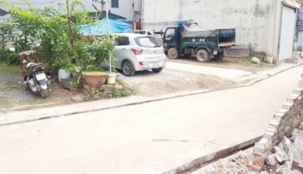 Chính chủ cần tiền bán nhanh đất Đông Dư, Gia Lâm taxi vào nhà giá 950 triệu.