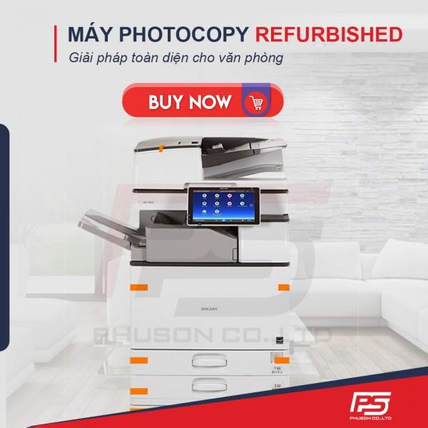 Cho thuê máy photocopy màu Xerox tại các khu công nghiệp Bắc Ninh