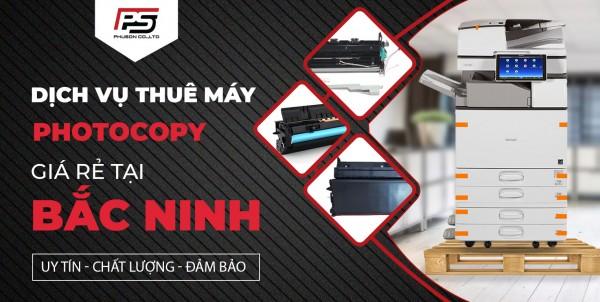 Cho thuê máy photocopy Ricoh – thuê máy photo giá rẻ tại Hà Nội
