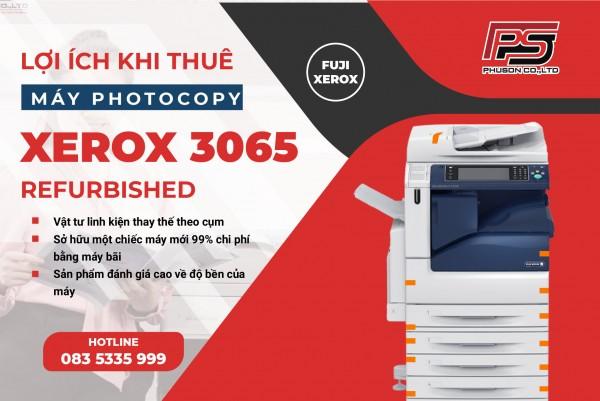 Cho thuê máy photocopy tại Bắc Giang giá tốt nhất