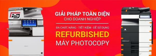 Cho thuê máy photocopy tại KCN Bắc Giang