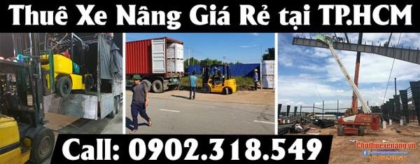 Cho Thuê Xe Nâng Bình Dương | chothuexenang.vn
