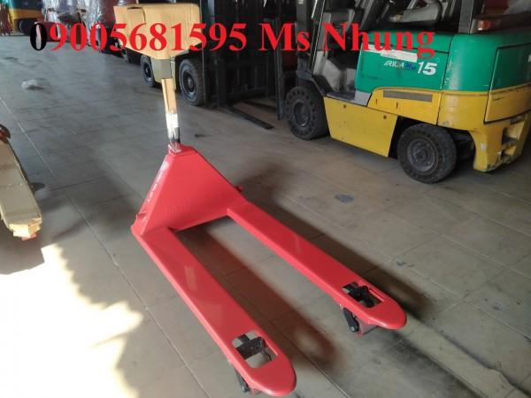 Cho thuê xe nâng tay xe đẩy hàng tại Đà nẵng giá rẻ 0905681595