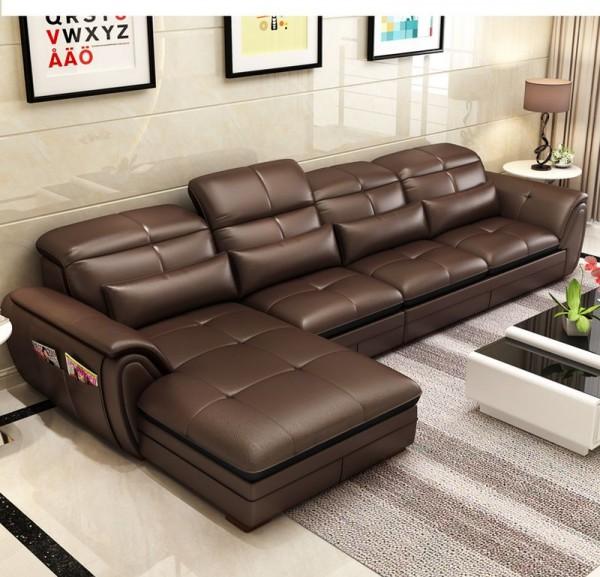 Chọn đúng kích thước, màu sắc sofa hiện đại phòng khách