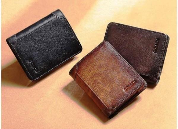 Chọn size ví da chuẩn sành điệu cho tín đồ thời trang