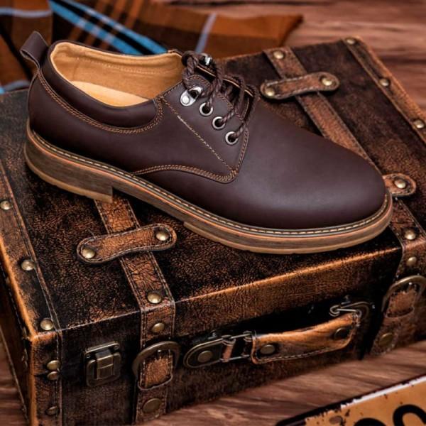 Chọn và bảo quản một đôi giày da nam tốt không hề đơn giản