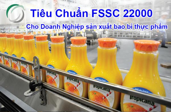 Chứng nhận FSSC 22000 bảo vệ sức khỏe bạn và gia đình