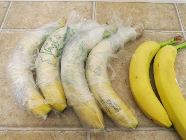 Chuối bảo quản trong ngăn lạnh thường bị đen và cách khắc phục