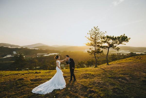 Chụp hình cưới Ngoại Cảnh Đà Lạt 2020 | Long Nguyễn Studio