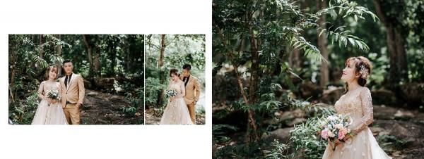 Chụp hình cưới Ngoại Cảnh Hồ Cốc Vũng Tàu 2020 | Long Nguyễn Studio