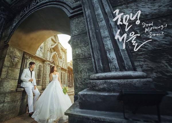 Chụp hình cưới phim trường Alibaba có gì thú vị?