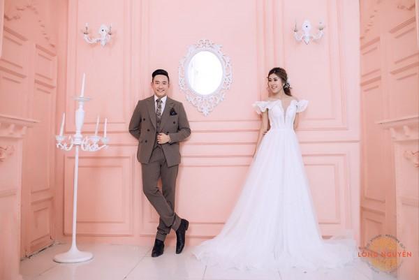 Chụp hình cưới Phim Trường Concept Hàn Quốc 2020 | Long Nguyễn Studio