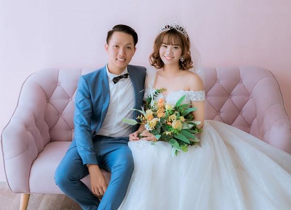 Chụp hình cưới Phim Trường L'amour 2020 | Long Nguyễn Studio
