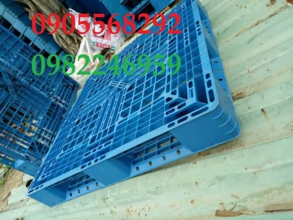 Chuyên cung cấp pallet nhựa kê hàng các loại giá cực rẻ chỉ 195k