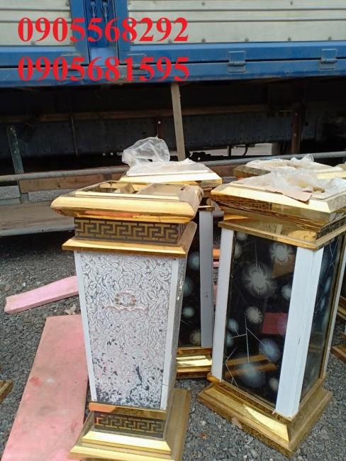 chuyên cung cấp thùng rác đá hoa cương giá cực rẻ 0905681595