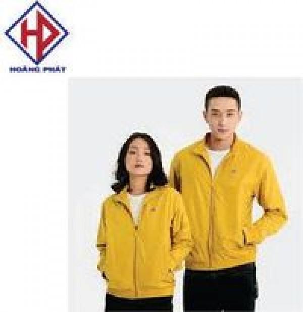chuyên may áo khoác- áo đồng phục học sinh Hòa Bình
