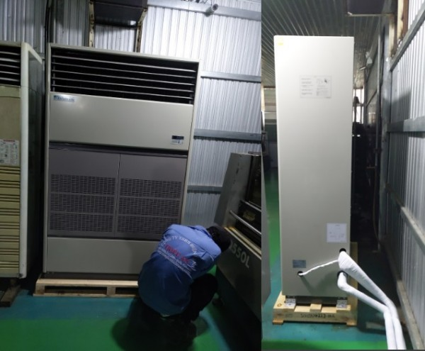 Chuyên phân phối máy lạnh tủ đứng reetech số lượng lớn giá tận kho