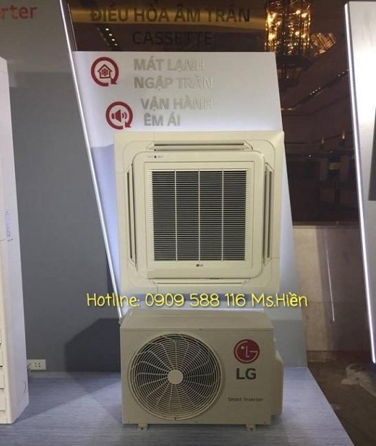 Chuyên thầu lắp đặt máy lạnh âm trần LG uy tín giá rẻ
