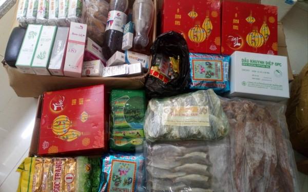Chuyển thuốc, thực phẩm di Thái Lan nhanh chóng, đảm bảo