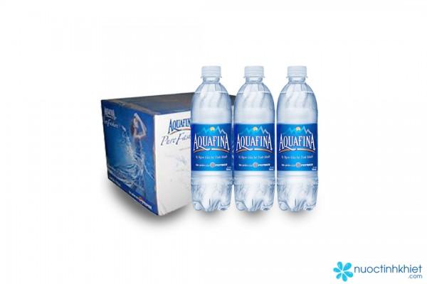 Có gì khác biệt giữa nước tinh khiết Aquafina và Viva