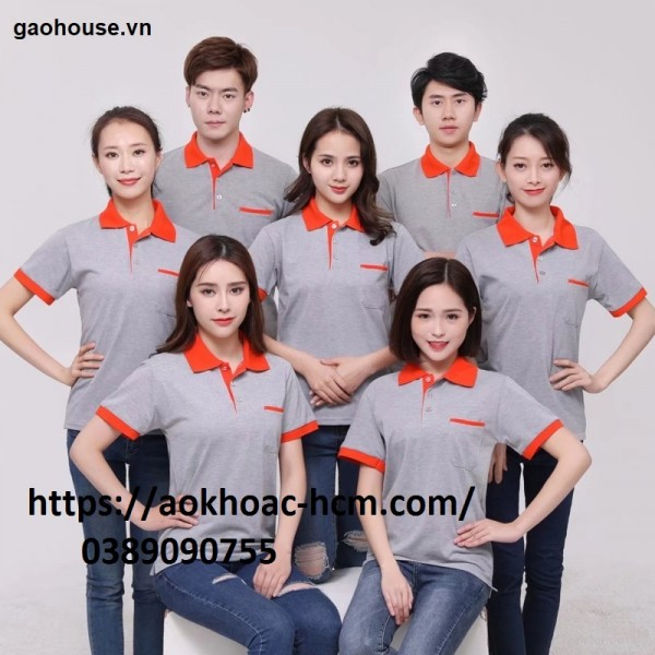cơ sở sản xuất áo thun học sinh nghệ an giá rẻ