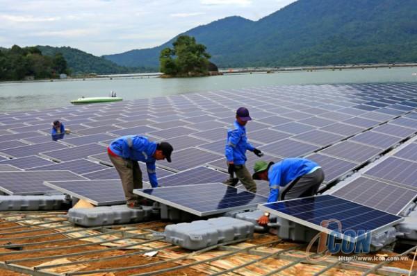 Cơ sở sản xuất, cung cấp năng lượng sử dụng năng lượng tiết kiệm