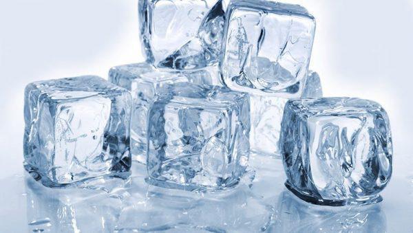 Công dụng hữu ích từ đá lạnh ít người biết đến