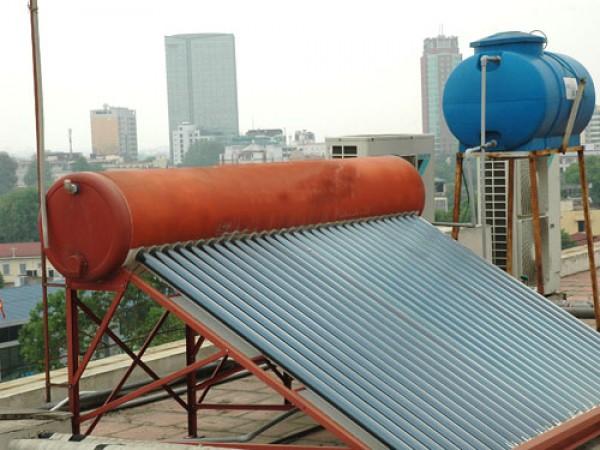 Công nghệ chế tạo bình đun nước nóng NLMT