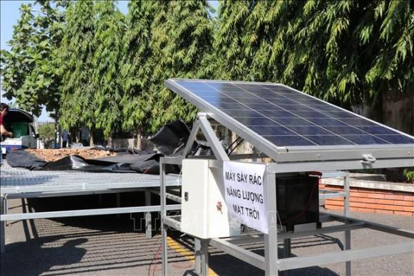 Công nghệ xử lý rác thải hữu cơ tái tạo năng lượng
